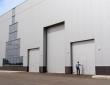 Промышленные ворота Crawford