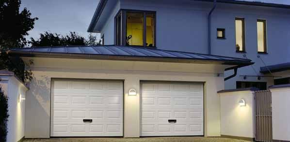 Ворота для гаража CRAWFORD G 60